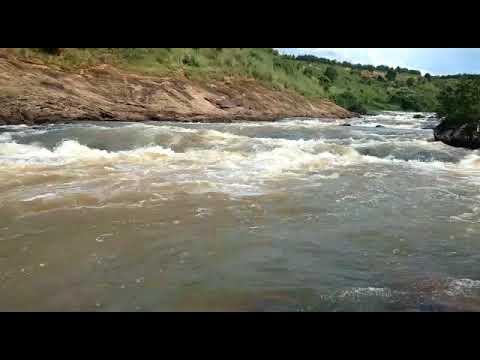 Cena incrível da água que chega à L. Juparanã e causa a cheia em Linhares e Sooretama