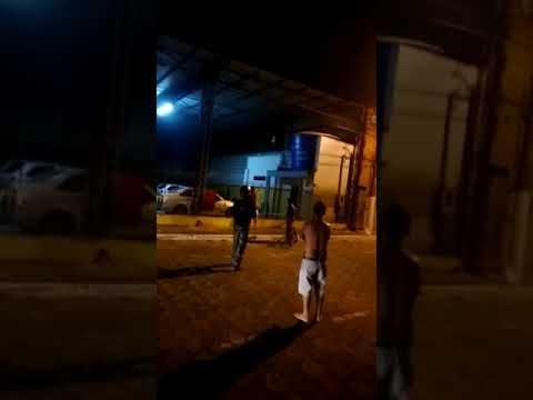 Furto frustrado por alarme em Linhares