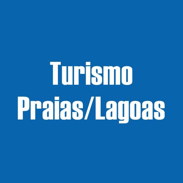 Turismo Praias/Lagoas